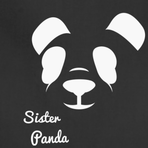 Sister Panda - Adjustable Apron