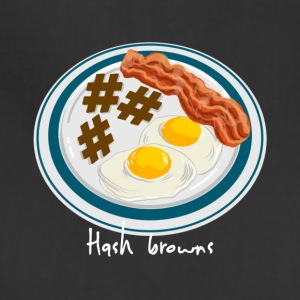 Hashtag Breakfast - Adjustable Apron