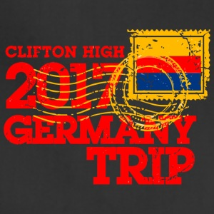 Clifton High 2017 Germany Trip - Adjustable Apron