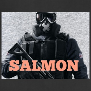 SALMONS LOGO - Adjustable Apron