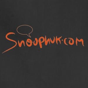 snoophuk logo - Adjustable Apron