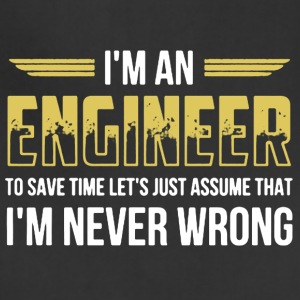 Engineer Tee Shirt - Adjustable Apron