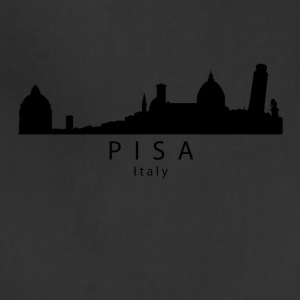 Pisa Italy Skyline - Adjustable Apron