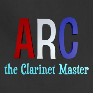 ARC the Clarinet Master - Adjustable Apron