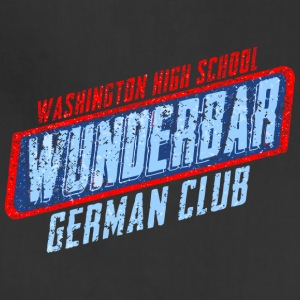 Washington High School Wunderbar German Club - Adjustable Apron