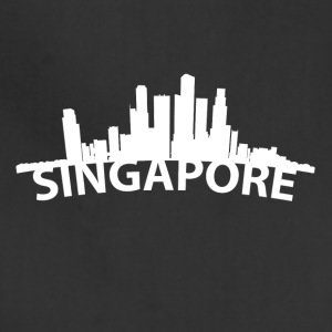 Arc Skyline Of Singapore - Adjustable Apron