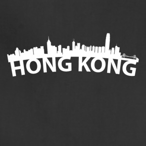 Arc Skyline Of Hong Kong China - Adjustable Apron