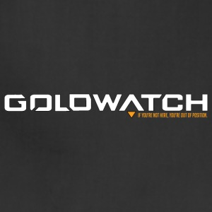 Goldwatch tshirt - Adjustable Apron
