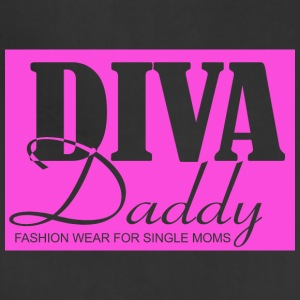 Diva Daddy™ FASHION WEAR FOR SINGLE MOMS - Adjustable Apron