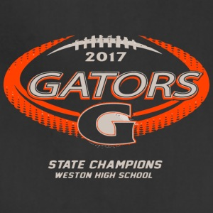 2017 GATORS STATE CHAMPIONS WESTON HIGH SCHOOL - Adjustable Apron