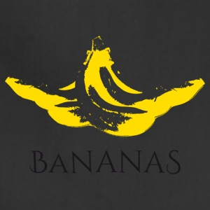 Bananas - Funny - Summer T-Shirt - Adjustable Apron