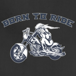 BURN_TO_RIDE_BIKER - Adjustable Apron