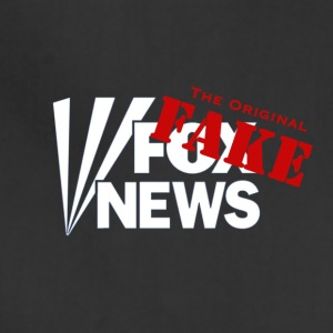 Fox Fake News, the original fake - Adjustable Apron