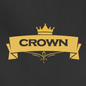 Crown T-shirt - Adjustable Apron