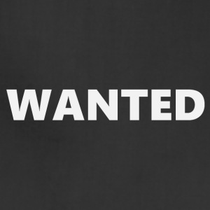 Wanted (2190) - Adjustable Apron