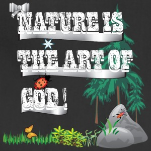 nature art - Adjustable Apron