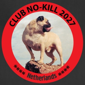 CLUB NO-KILL NETHERLANDS #1 - Adjustable Apron