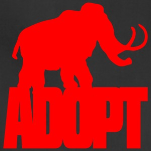 ADOPT A MAMMOTH - Adjustable Apron