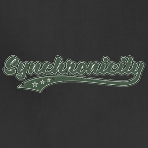 Synchronicity (Retro Color) - Adjustable Apron