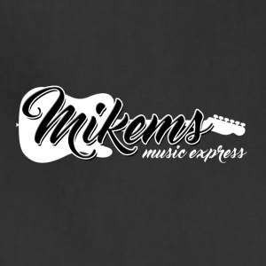 Mikems Music Express Logo - Adjustable Apron