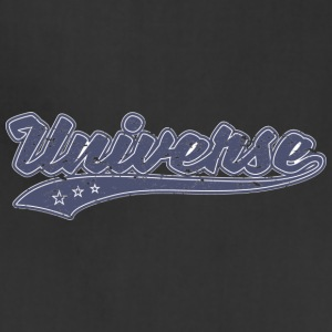 Universe (Retro Color) - Adjustable Apron