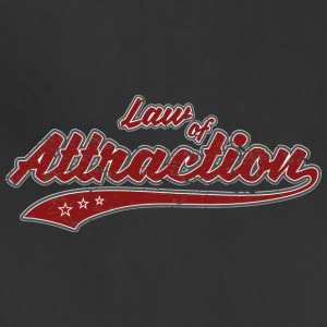 Law of Attraction (retro Color) - Adjustable Apron