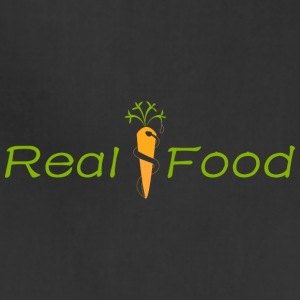 Real Food Carrot - Adjustable Apron