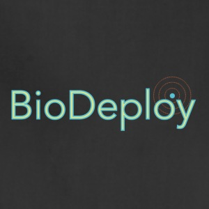 BioDeploy Logo Green Light - Adjustable Apron