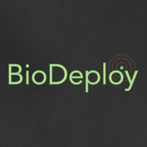 BioDeploy Logo Deep Green - Adjustable Apron