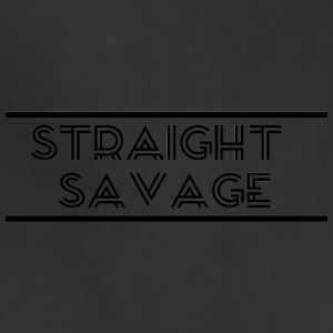 STRAIGHT SAVAGE - Adjustable Apron