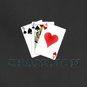 Card Game 45s Champion. - Adjustable Apron