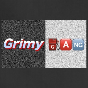 Grimy Gang Box Logo - Adjustable Apron