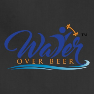 WATER OVER BEER - Adjustable Apron