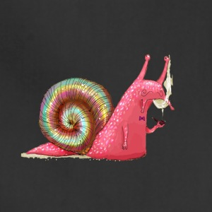 LSD Snail smoking a pipe - Adjustable Apron