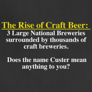The Rise of Craft Beer - Adjustable Apron