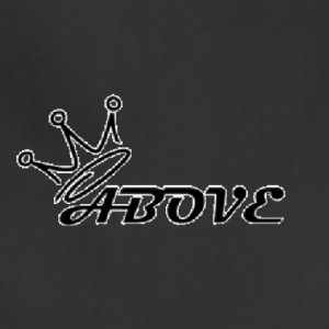 King Above - Adjustable Apron