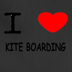 I LOVE KITE BOARDING - Adjustable Apron