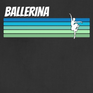 Retro Ballerina - Adjustable Apron