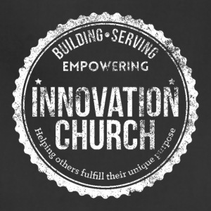 Innovation Church Logo - Adjustable Apron