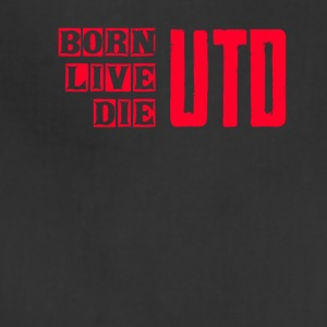 BORN LIVE DIE UTD - Adjustable Apron