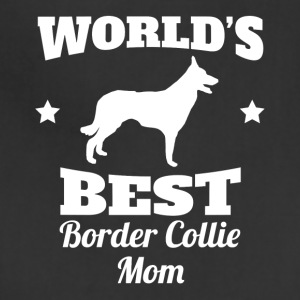 Worlds Best Border Collie Mom - Adjustable Apron