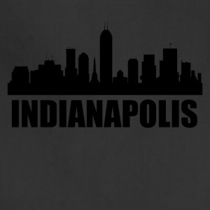 Indianapolis IN Skyline - Adjustable Apron