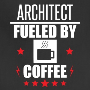 Architect Fueled By Coffee - Adjustable Apron