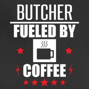 Butcher Fueled By Coffee - Adjustable Apron