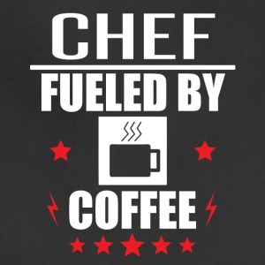Chef Fueled By Coffee - Adjustable Apron