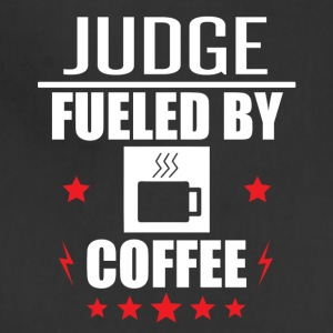 Judge Fueled By Coffee - Adjustable Apron