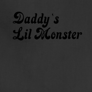Daddy`s Lil monster - Adjustable Apron