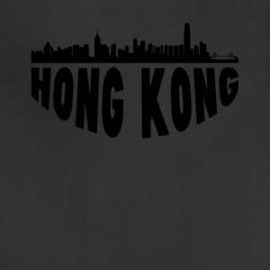 Hong Kong China Cityscape Skyline - Adjustable Apron