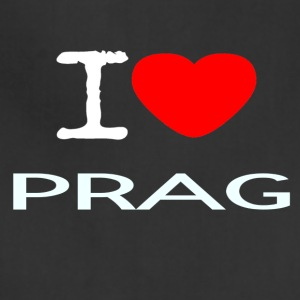 I LOVE PRAG - Adjustable Apron
