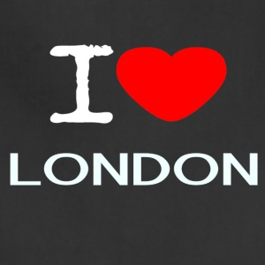 I LOVE LONDON - Adjustable Apron